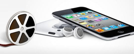 video to iphone 5