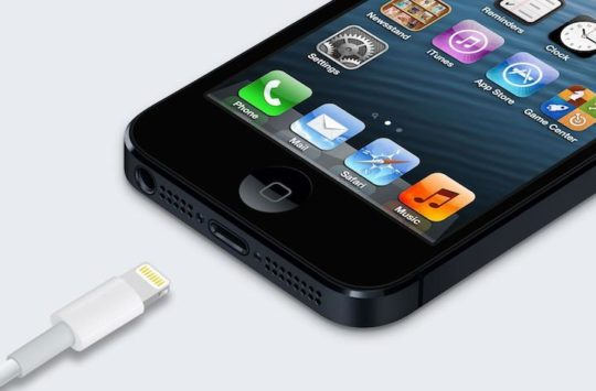 iphone 5 lightning charger