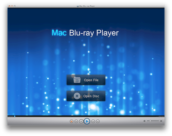 MacBluRayPlayer