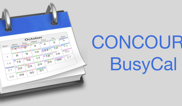 Concours BusyCal Frenchmac Forums