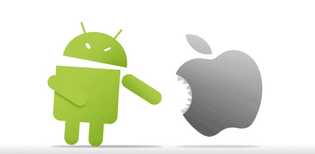 android vers iOS