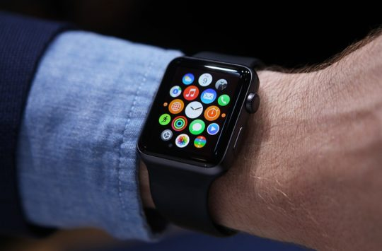 apple watch ecran accueil frenchmac