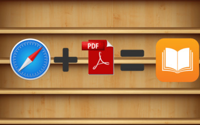 Comment convertir une page Safari en PDF sur iPhone ?