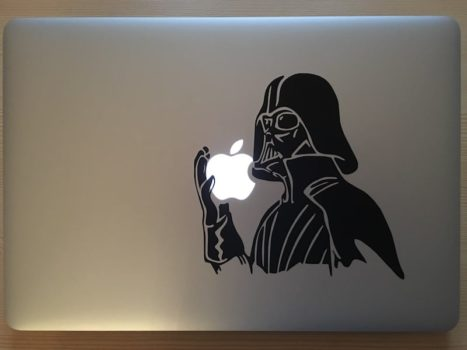 sticker macbook pro frenchmac