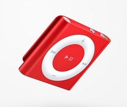 iPod Shufle RED