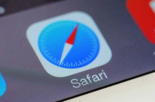 Safari iOS 8