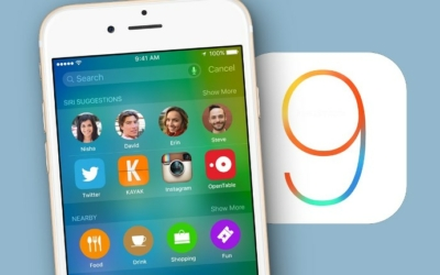 Comment cacher des applications sous iOS 9 ?