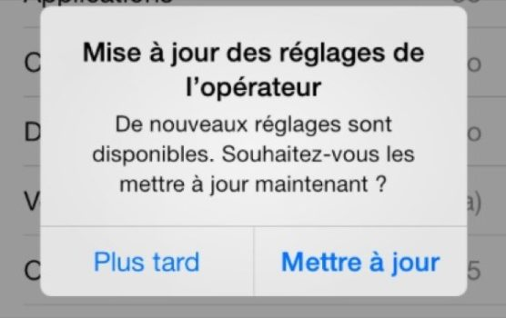 mise-a-jour-operateur-ios-iphone