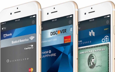 Apple Pay est enfin disponible en France !