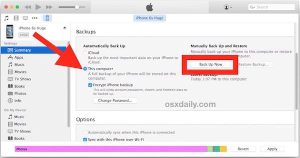 Itunes-backup-iphone-to-external-hard-drive-3