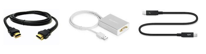 Cable-HDMI-USB-Thunderbolt