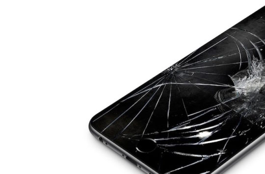 iphone 6 plus ecran explose