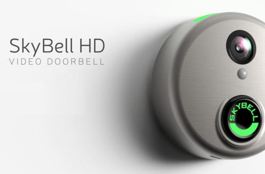 skybell hd sonnette connectee