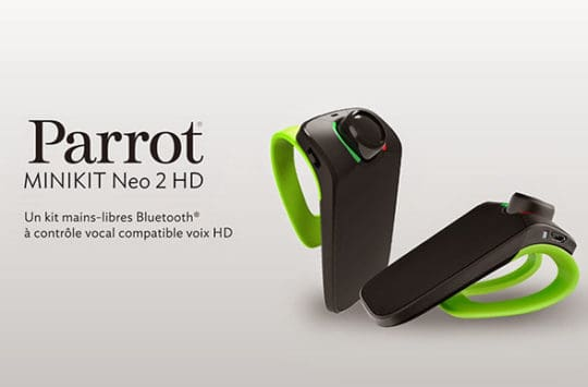 parrot mini kit neo 2 hd frenchmac test main libre bluetooth 8