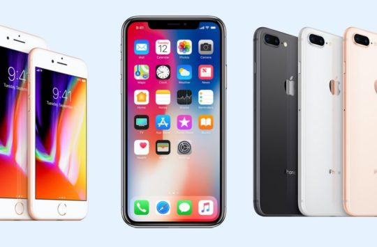 iphone x iphone 8 compared