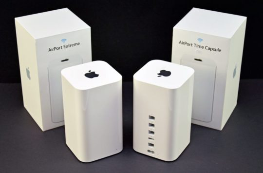 gamme airport apple