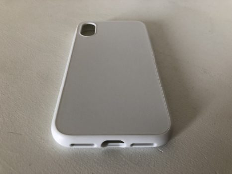 coque blanche solidsuit frenchmac
