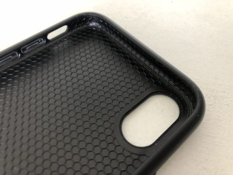 nid d'abeille coque solidsuit frenchmac