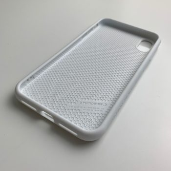 SolidSuit iPhone X Frenchmac blanc