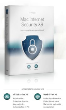 Intego Mac Internet Security X9 contre les virus