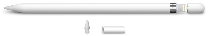 L'Apple Pencil (1e génération)