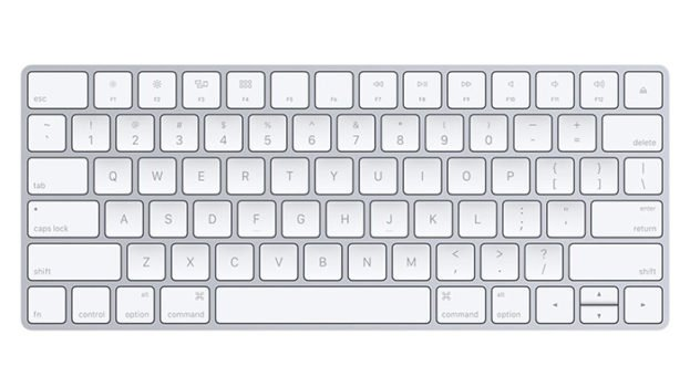 mac clavier qwerty