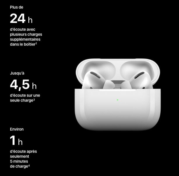 airpods pro charge
