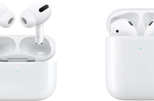 airpods vs airpods