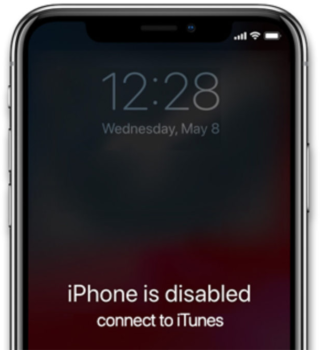iphone disabled desactive itunes