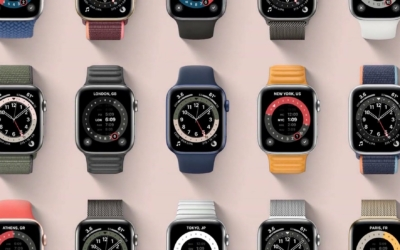 Comment changer automatiquement de cadran de l'Apple Watch ?