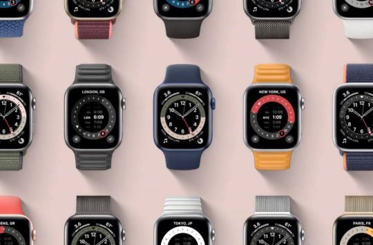 apple watch cadrans