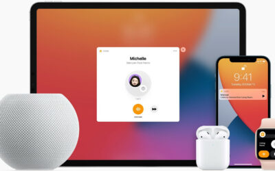 Comment utiliser l'Interphone avec le HomePod, l'iPhone, les autres iDevices ?